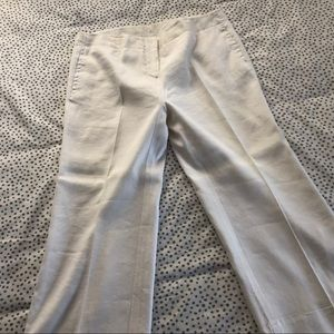 Pants - linen trousers